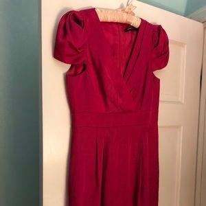 Nanette lepore pink dress! Worn three times. SZ 8